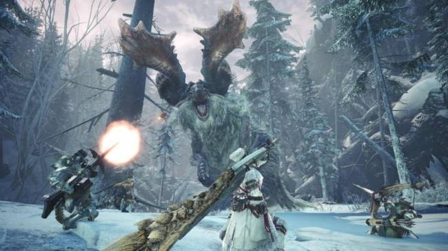 Free Trial Of Monster Hunter World Now On PS4