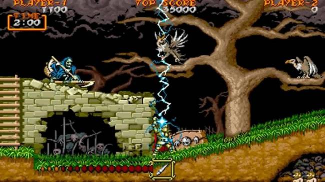 Golden Axe, Ghouls N' Ghosts, Street Fighter II, And More Games Announced For Genesis Mini