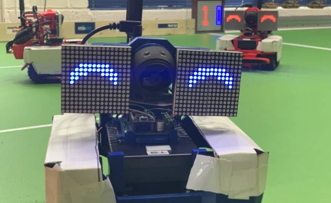 Control Physical Tanks Online With Project Tankball