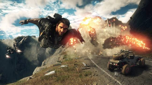 John Wick Creator Heading Up A Just Cause Film Adaptation