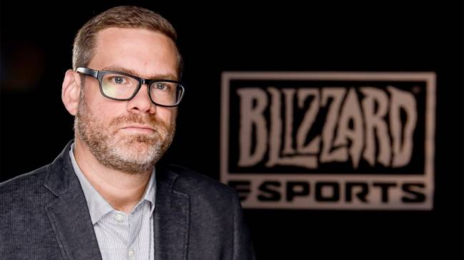 Overwatch League Commissioner Departs For Epic Games