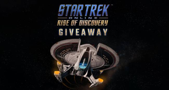 Contest: Take a Discovery Starter Pack and win a Command Dreadnaught Cruiser for Star Trek Online