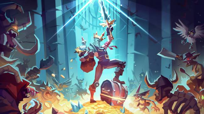 Ubisoft's Mighty Quest for Epic Loot finds new life on mobile