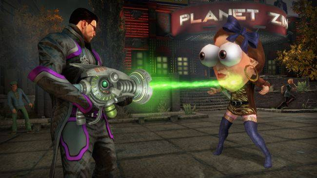 A Saints Row movie is in the works with Straight Outta Compton's director