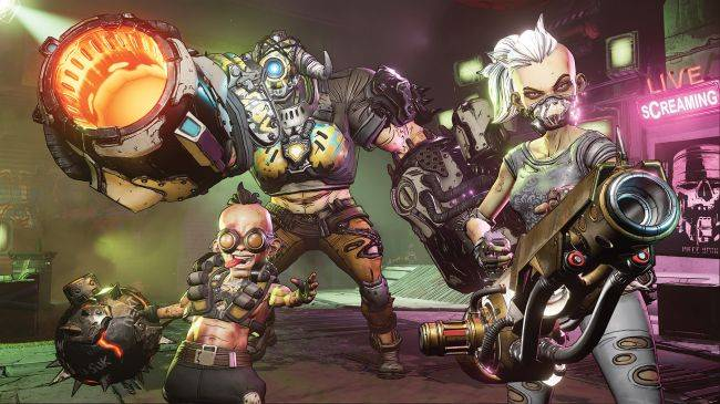 Borderlands 3 will have microtransactions, but only for cosmetic items