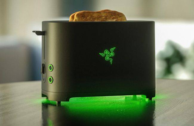 The Razer Toaster is going to be a real thing