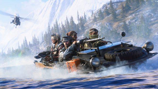 Battlefield 5's vehicles are now a little less likely to kill you