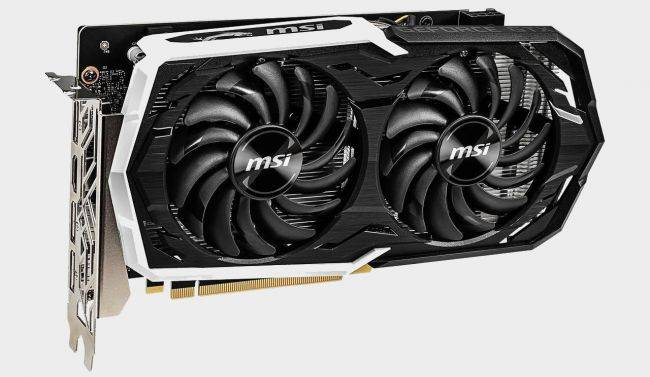 Snag an overclocked GeForce GTX 1660 Ti for $259 today