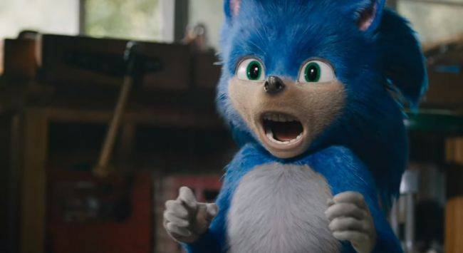 Sonic the Hedgehog film director promises to change reviled character design