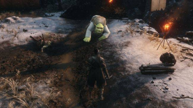 This Sekiro mod replaces a notorious early-game mini-boss with Shrek