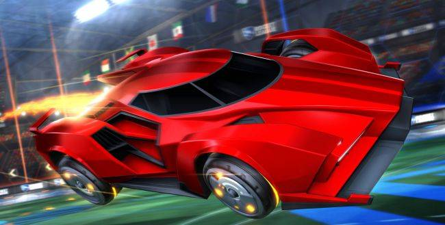Rocket League is getting review bombed because Epic bought Psyonix