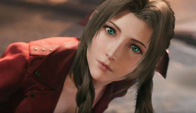 Here's our first real look at the Final Fantasy 7 Remake