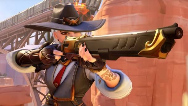 Use these Overwatch custom games to practice improving your aim and grenade throws