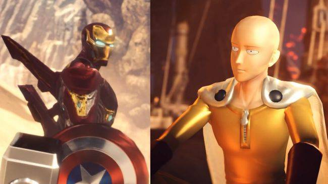 You can be Iron Man or One Punch Man in Monster Hunter: World now