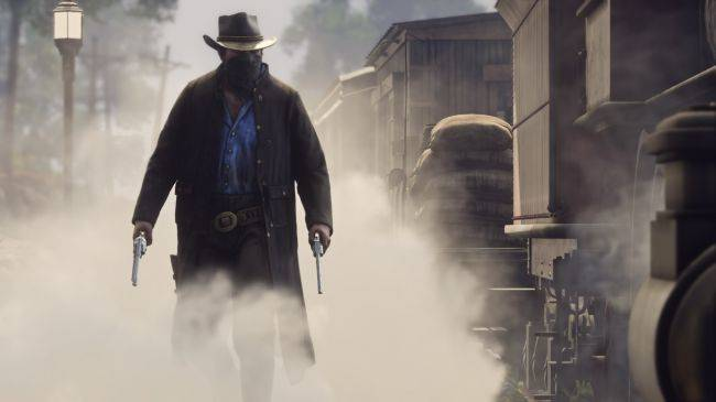 Red Dead Redemption 2 for PC appeared on a physics programmer's LinkedIn page