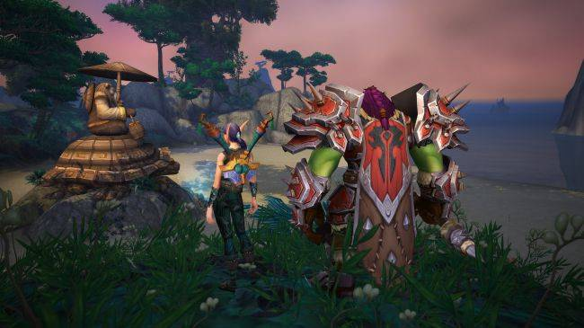 World of Warcraft's Recruit-A-Friend programme is being replaced
