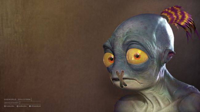 Oddworld: Soulstorm's first gameplay video shows crafting, exploration