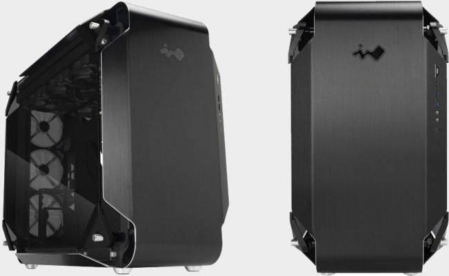 I've never wondered what a $999 computer case looks like, but now I know anyway