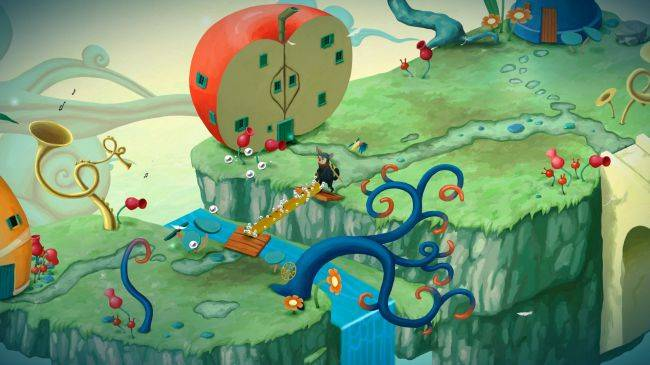 Figment, the beautiful, brain-bound puzzle game, is getting 'encore' DLC
