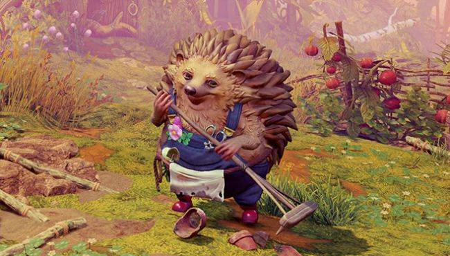 Trine 4 dev diary showcases a return to sidescrolling fairy tales