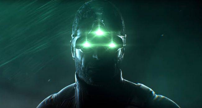 Ubisoft creative director says he's working on a new Splinter Cell