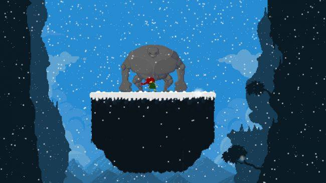 Kill monsters and steal their powers in this shapeshifting Metroidvania