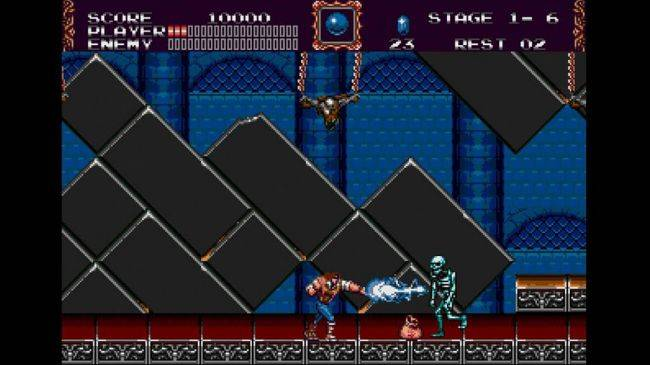 Castlevania Anniversary Collection hits Steam today