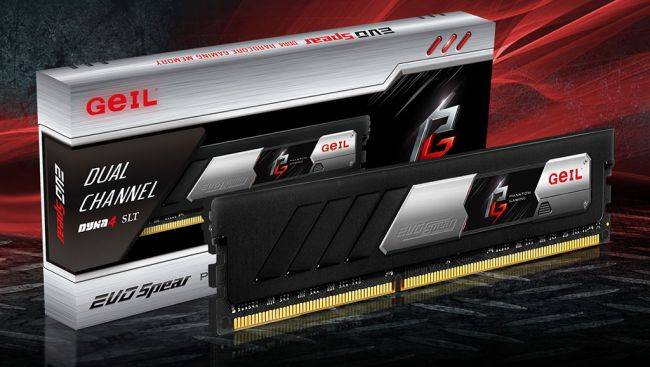 You don't need special RAM for a compact PC, but Geil built some anyway