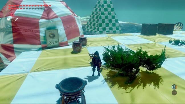 Zelda: Breath of the Wild mods can now customize Link's skin, add entire custom maps