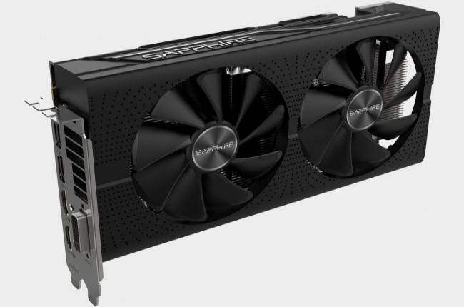 Sapphire's 8GB RX 580 is just $180 right now on Newegg