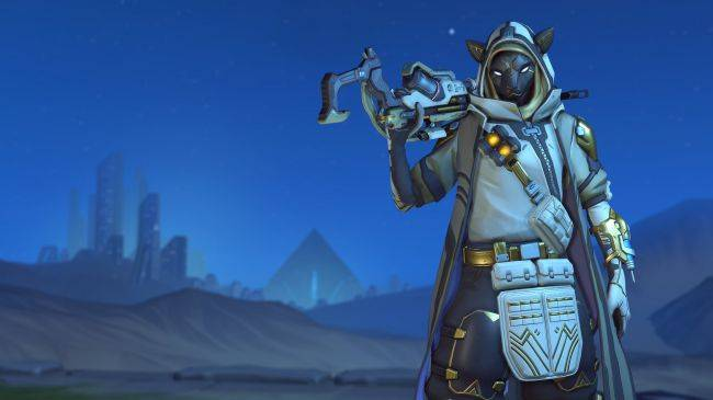 Overwatch's Anniversary event starts next week, brings back old skins and brawls