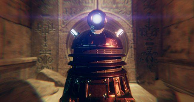 Doctor Who: Edge of Time is a VR adventure coming in September