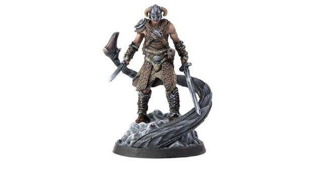 The Elder Scrolls: Call to Arms is a tabletop wargame set in Skyrim