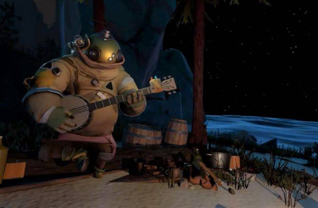 Cosmic camping adventure Outer Wilds comes out next week