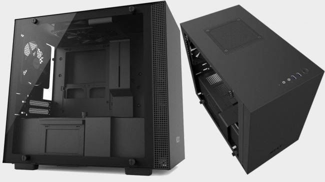 NZXT's H200 Mini-ITX case is only $67 right now
