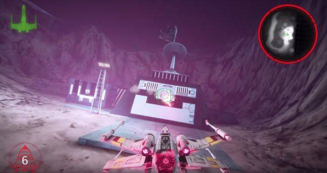 This Star Wars: Rogue Squadron HD remake in Unreal Engine 4 looks amazing