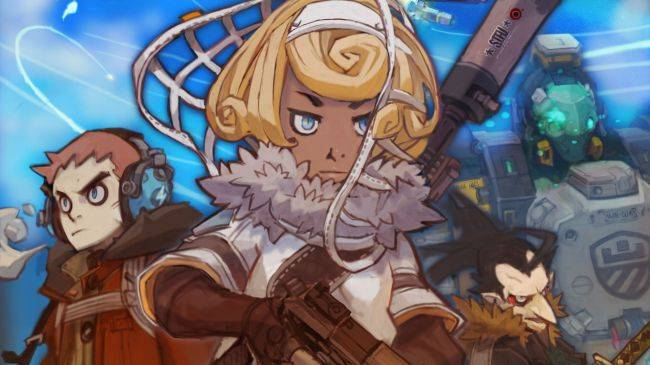 Advance Wars-inspired Tiny Metal: Full Metal Rumble is coming to Steam