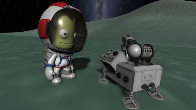 Watch Kerbal Space Program's new science gizmos in action in this Breaking Ground trailer
