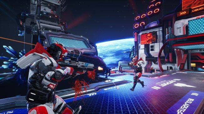Portal/Unreal Tournament mash-up Splitgate: Arena Warfare is out now on Steam
