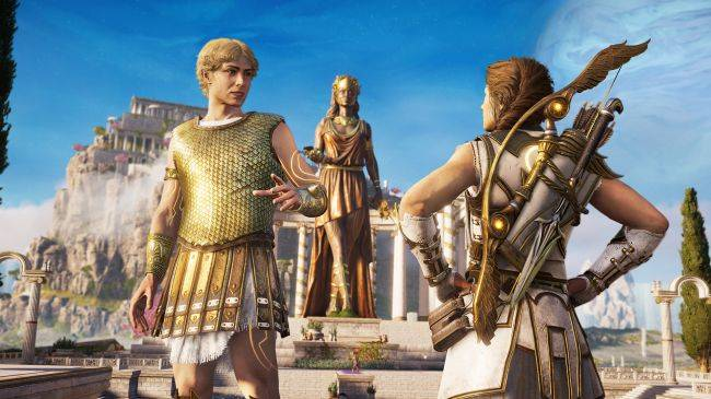 Part two of Assassin's Creed Odyssey's Fate of Atlantis DLC out next month