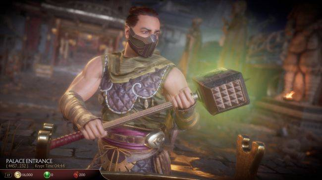 Mortal Kombat 11 adds 60fps support, but some parts only work on high-end PCs