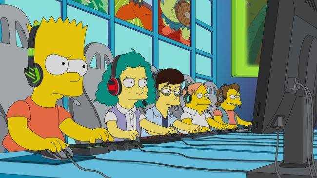 The Simpsons will be at E3 for some reason
