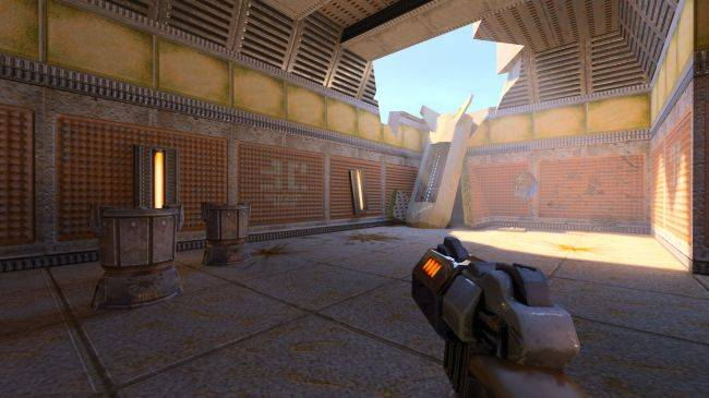 Nvidia is adding real-time ray tracing to Quake 2