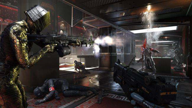 Wolfenstein: Youngblood will be packed with RTX cards this summer, features ray-traced lighting