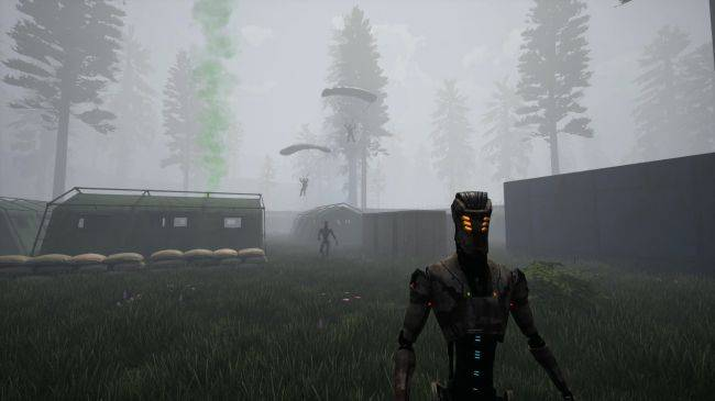 Foggy looter-shooter XERA: Survival is now in Early Access