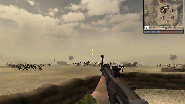 This upcoming Steam game is actually just a shameless rip-off of Battlefield 1942