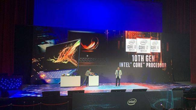 Intel is finally coming out with 10nm processors, starting with laptops