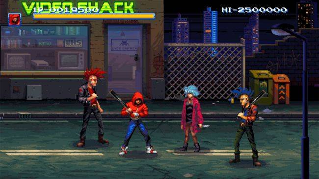 198X is a coming-of-age story told through 5 arcade games