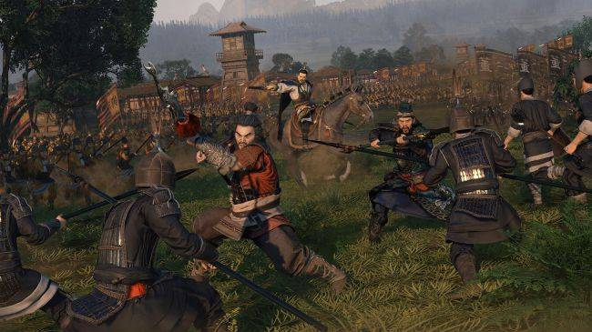 Total War: Three Kingdoms Romance and Records mode differences