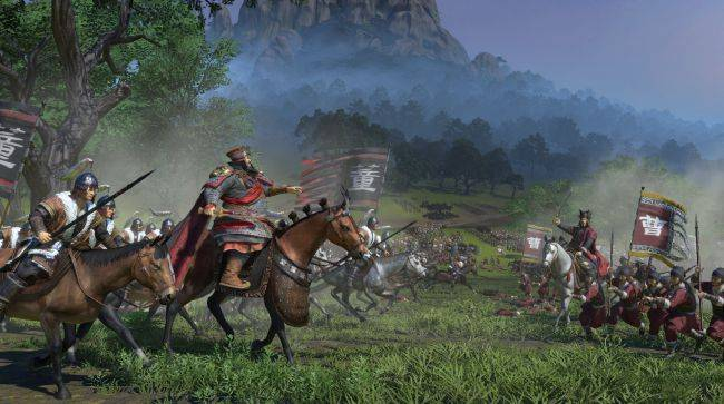 Total War: Three Kingdoms sold a million copies in a week